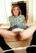 Bottomless and Hairy Milfs #34208996