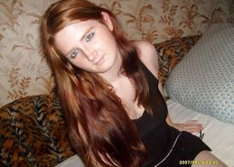 Young german redhead wife (amateur)