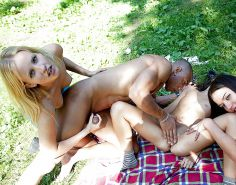 Group MMMF teen, Russian anal, blowjob picnic #31424173