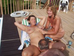 Outdoor Group Sex - Vol. 1