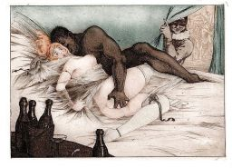 Vintage Erotic Drawings 3
