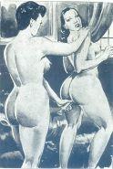 Vintage Erotic Drawings 3 #30582272