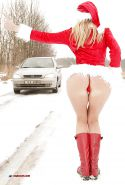 Holiday Hitch Hiker