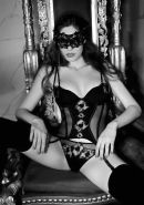 Perfect Storm - Beautiful Women in Masks - NON-Porn