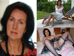 Clothed and Nude 26 Milfs & Matures