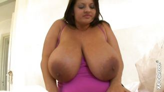 Maria Moore, Sam 38G & Sapphire - Monster Titted MILFS