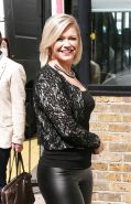 Suzanne Shaw and hot tight leggins