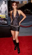 Celebrities In High Heels, Boots And Leather 2