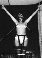 Pain pleasure sexslaves bdsm tied up taped up whipped 3 #35145463