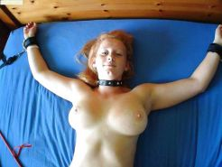 Pain pleasure sexslaves bdsm tied up taped up whipped 3 #35145500