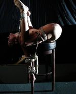 Pain pleasure sexslaves bdsm tied up taped up whipped 3 #35145591