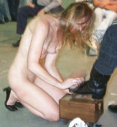 Pain pleasure sexslaves bdsm tied up taped up whipped 3 #35145629