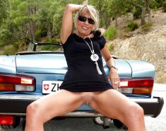 Amateur mature french