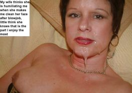 Mixed Male, Shemale, cuckold femdom cock worship captions) #30035064