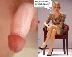 Mixed Male, Shemale, cuckold femdom cock worship captions) #30035204