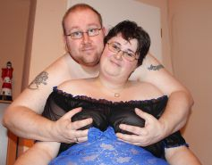 German BBW MILF with husband