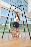 MILFs Holly Halston and Francesca Le ass licking and giving blowjobs