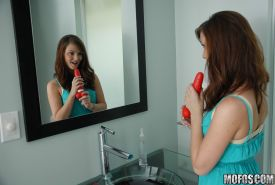 Lily Carter gets her best toys ready for fisting and masturbation