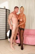 Hardcore fuck with outstanding mature mom Dillon A and her boyfriend #51359836
