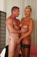 Hardcore fuck with outstanding mature mom Dillon A and her boyfriend #51359838