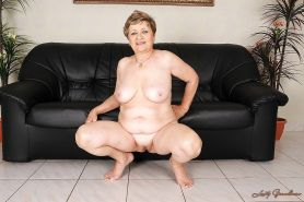 Lustful fatty granny gives a blowjob and gets slammed hardcore #51037492