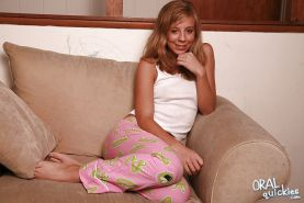 Adorable teen babe Chastity Lynn can be so dirty and nasty sometimes