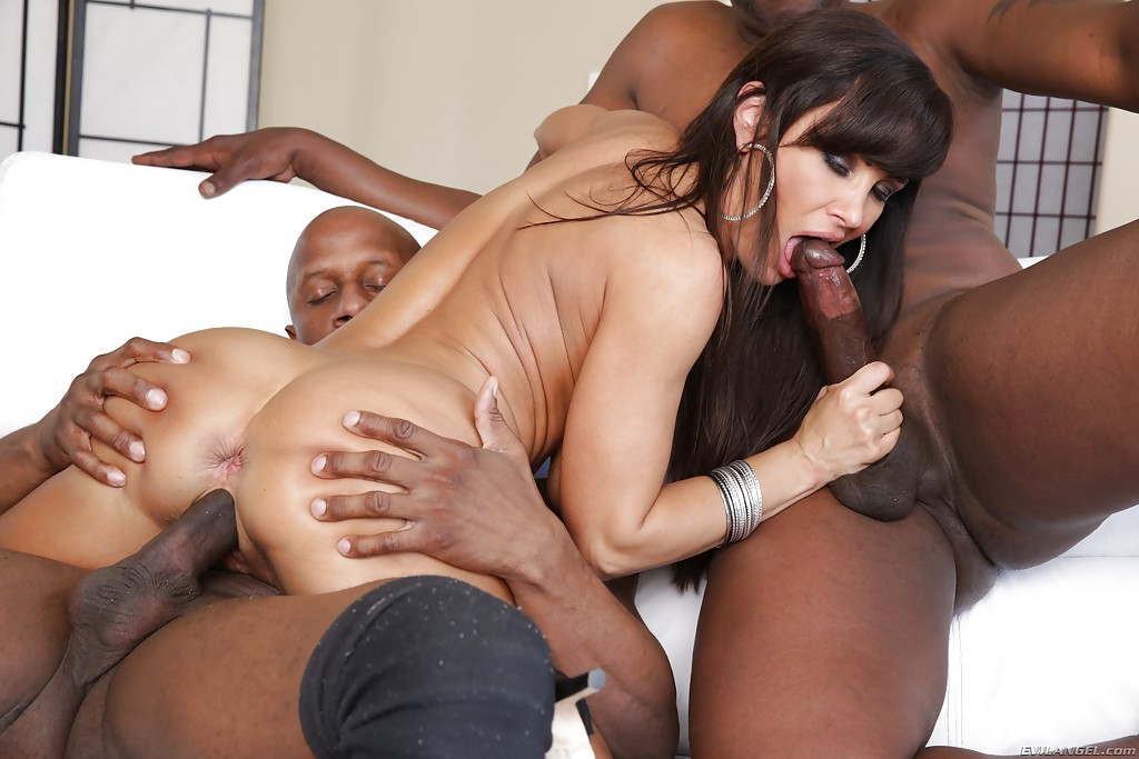 Lisa Ann Step Mom Threesome