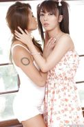 Marika Hase & Charmane Star make some passionate lesbian action
