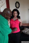 Kendra Secrets gets her pussy licked and hammered by a black guy
