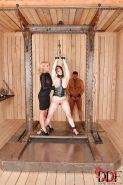 Kathia Nobili and Lucia Love are totally crazy and sexy BDSM whores