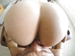 Euro lady Anissa Kate delivers wicked POV blowjob to a fat dick
