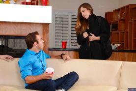 Hardcore sex with a marvelous reality wife Remy LaCroix and her husband