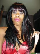 Ebony teen Queen V presents hot collection of self shot scenes