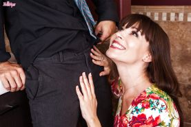 Hot MILF Dana DeArmond gets her pussy licked and fucked hardcore