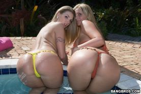Hot big asses blondes hardcore group