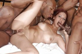 Interracial Mature Girlfriends taking black cock gallery 12
