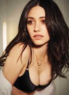 Emmy Rossum topless for Esquire Magazine Mexico 2013 December issue