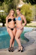 Alexis Texas and AJ Applegate Alexis Texas Loves Girls