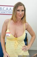 hot and horny milf with a nice body is addicted to big penis sex