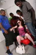 Jennifer White Interracial Gangbang. Jennifer White came to us and demanded that