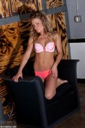 Meet Madden peels off bra and panties to show hot body