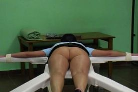 Does Valerie deserve the treatment she gets? Brutal bun beating is only part of
