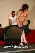 EXTREME PUSSY WHIPPING FOR THE BEAUTIFUL BURGLAR