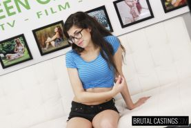 Ava Taylor a very sexy nerd just wants to work as little as poss