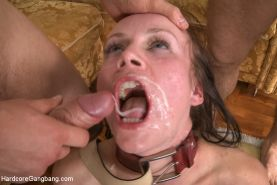Polly sunshine is not as innocent and sweet as she appears. This little slut has