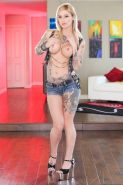 Kleio Valentien getting a BBC up her Ass