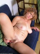 big phat pussy blonde mom shows off her coochy hole #75493079
