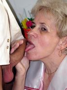 granny with hairy pussy getting nailed
