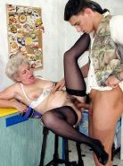 granny with hairy pussy getting nailed #77196531