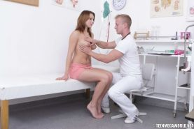 Teen Virgin Deflowered By Horny Doctor